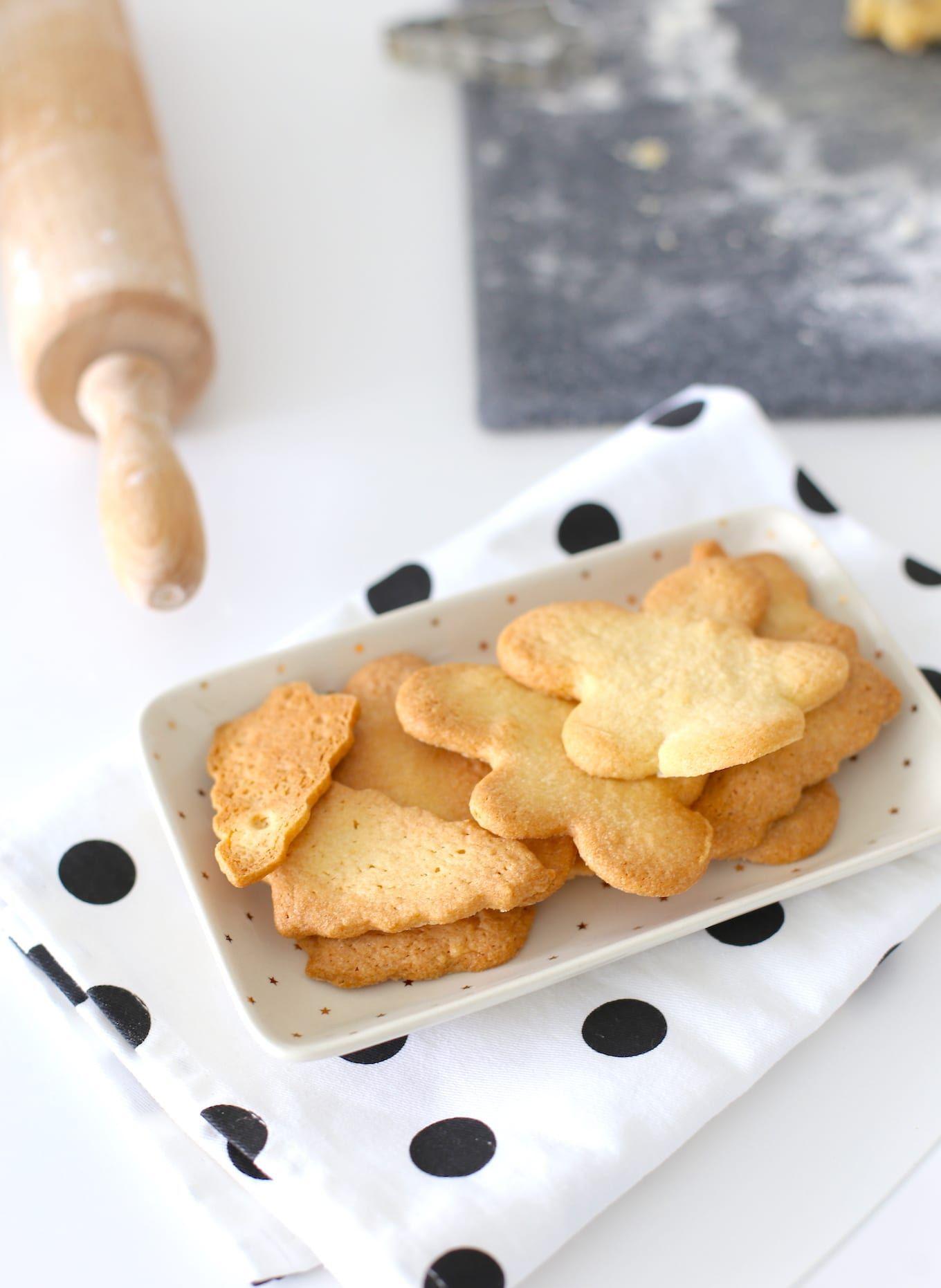 Basisrecept voor koekjes bakken - Lekker en Simpel