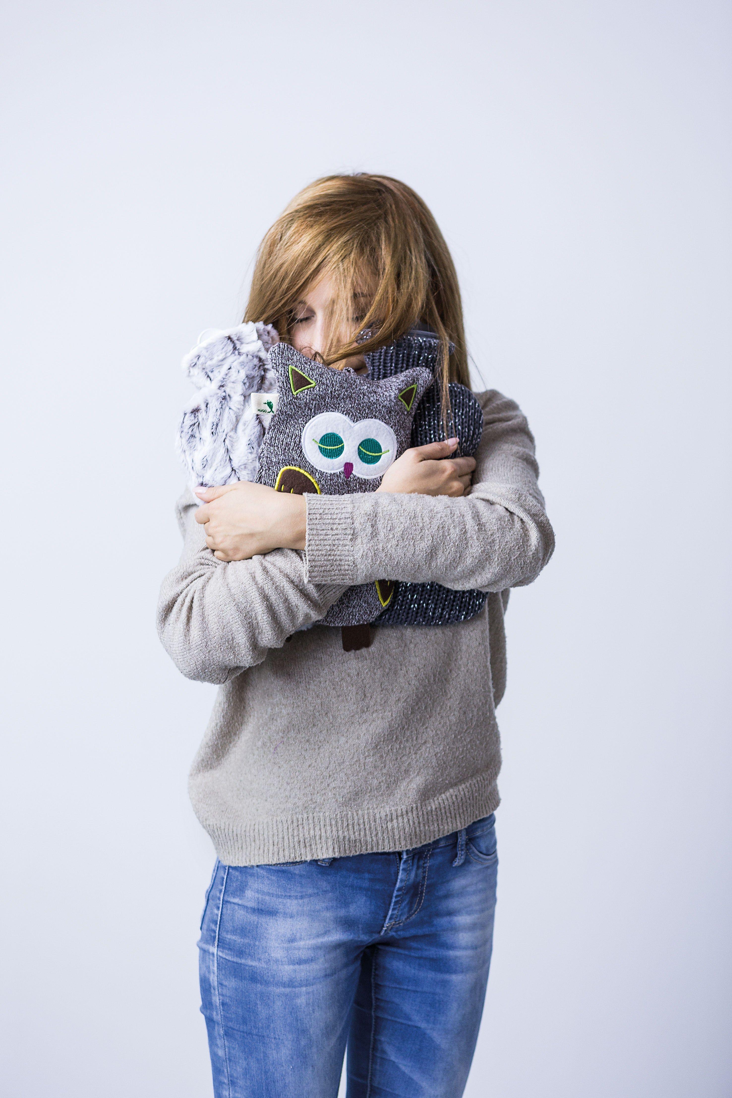Wohltuend In Trendigen Designs Warmflasche Kinder Wunsche Kuscheln