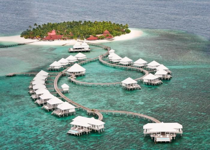 Diamonds Thudufushi Beach & Water Villas – Maldives ...