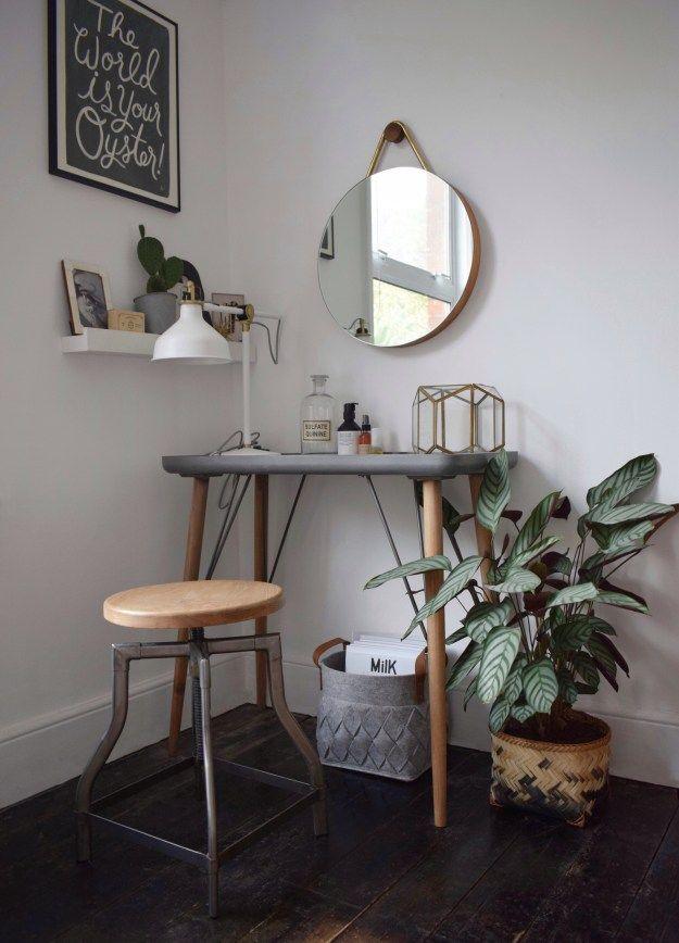 Scandinavian rustic bohemian white nordic plants - Hygge design ideas ...