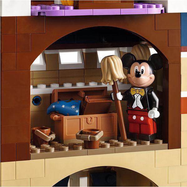 把迪士尼乐园搬回家 Lego 乐高 正式发布71040迪士尼城堡 资讯 什么