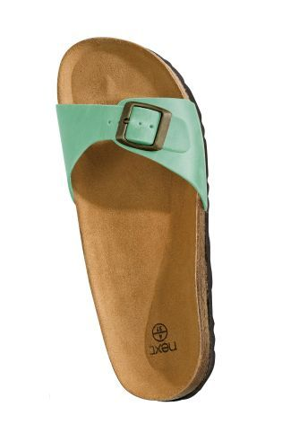 e16b9c590696ae Buy Single Band Footbed Sandals online today at Next  Israel