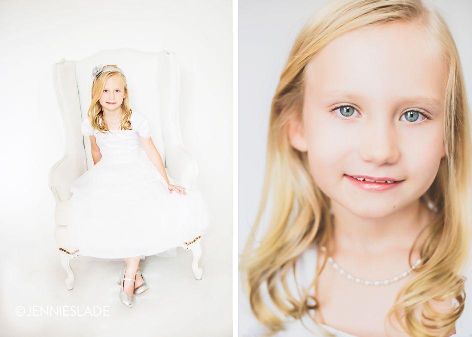 White Baptism Dress LDS - Baptism Photography | Photography | Pinterest