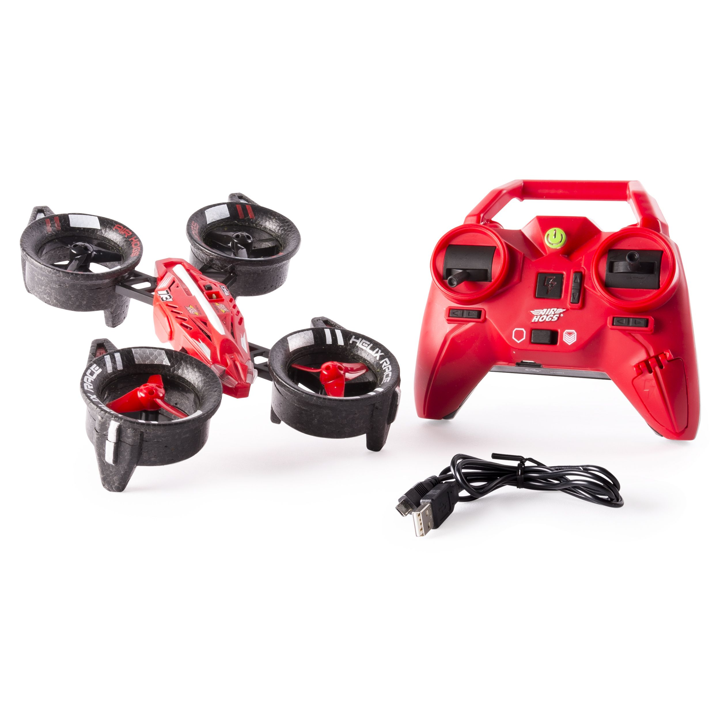 Air Hogs Helix Race Drone 2 4 Ghz Red Rc Vehicle di 2020