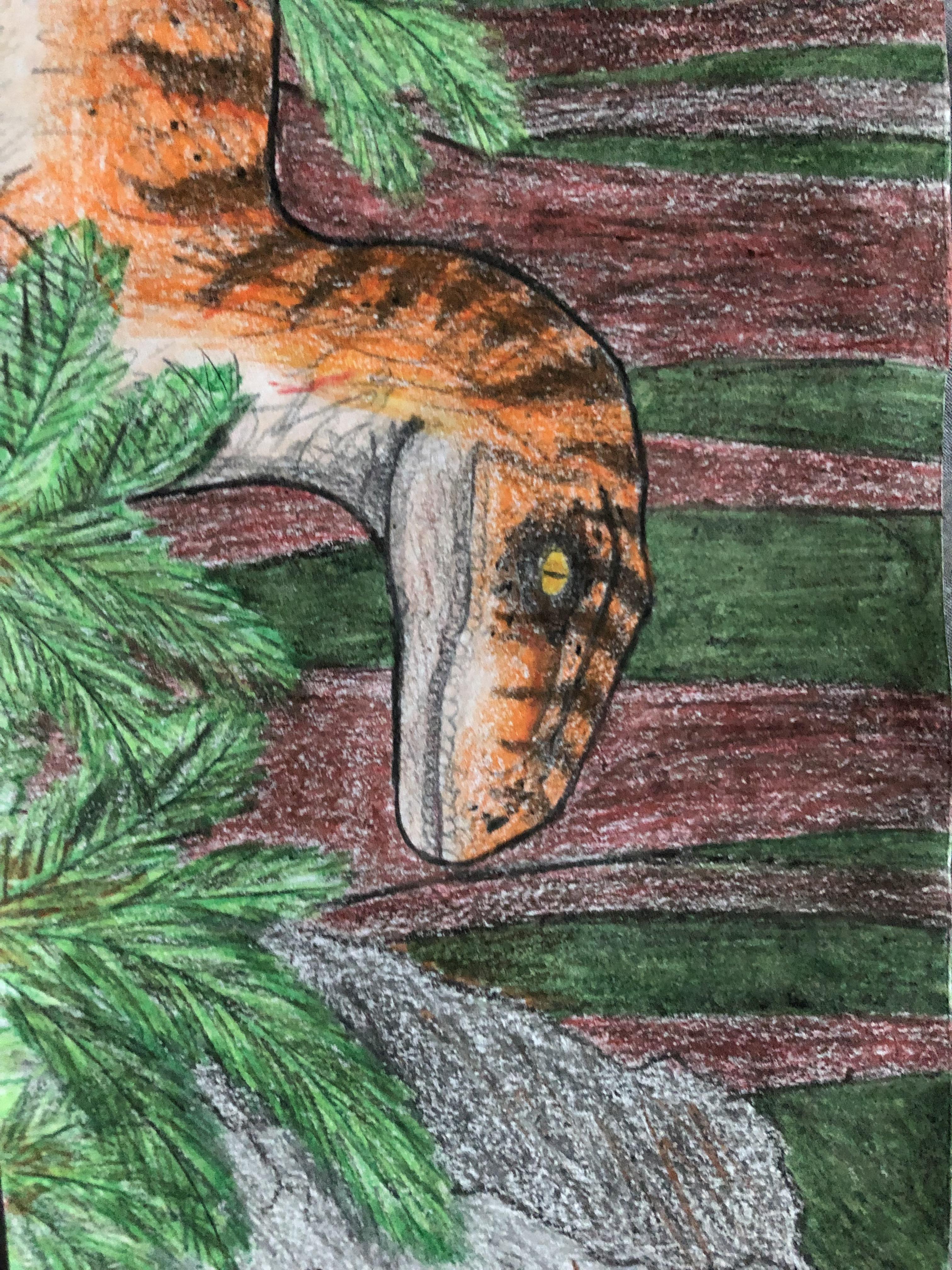 Lost World Raptor In The Red Woods Parque Jurasico Parques Dinosaurios ¿sabías que los dinosaurios dominaron la tierra durante 160 millones de años? pinterest