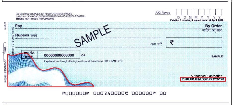 All About Cheque Steps For Filling Cheque What Is Cheque In 2020 Finance Guide Cancelled Check Dishonored