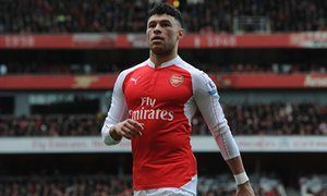 Arsenals Alex Oxlade-Chamberlain to miss Euro 2016 with knee injury