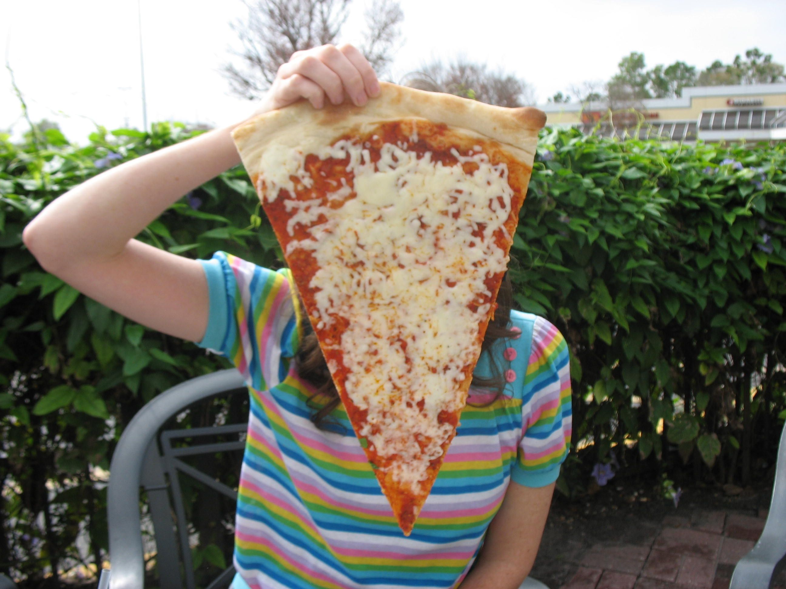 lazy moon u0027s giant pizza slices for the foodies pinterest