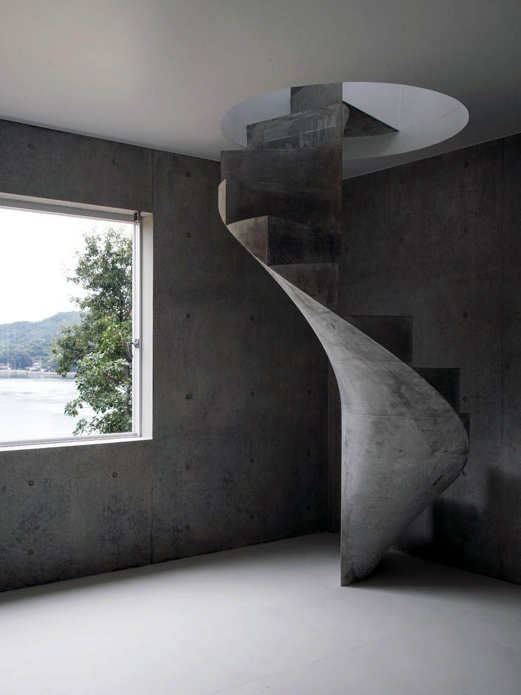 Best How To Install A Spiral Staircase One And Only 400 x 300