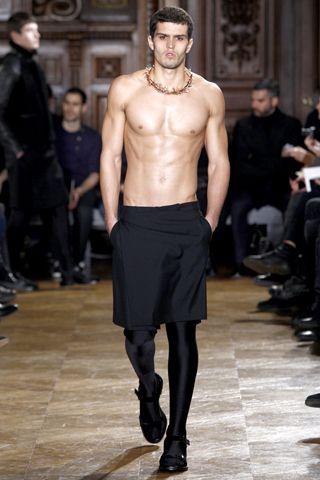 Givenchy Fall 2010 Menswear