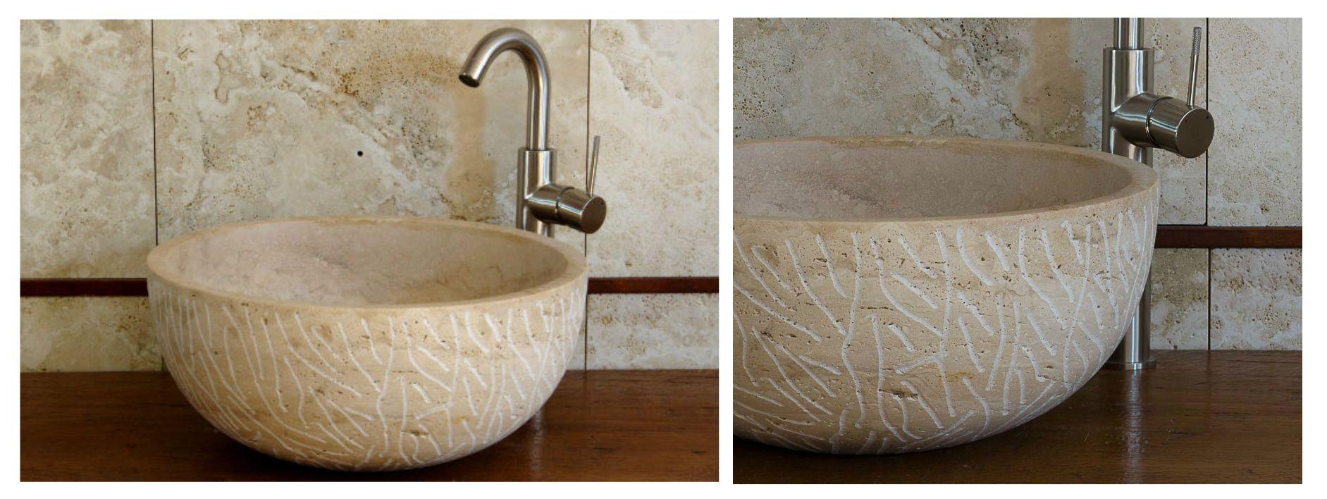 Lavabi in marmo per tutti gli stili Decorazioni, Stile