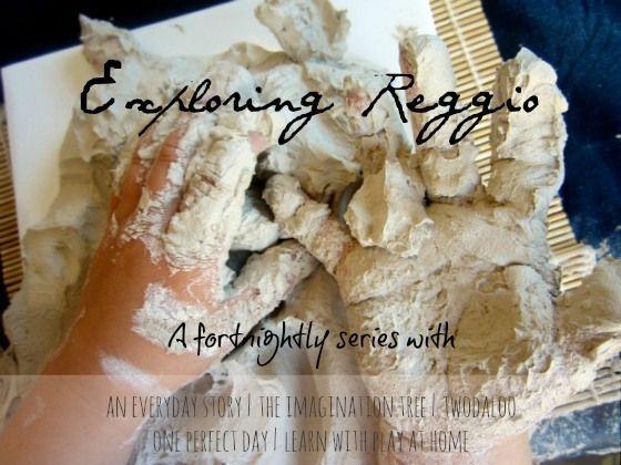 Exploring Reggio A Fortnightly Series Reggio Emilia Approach