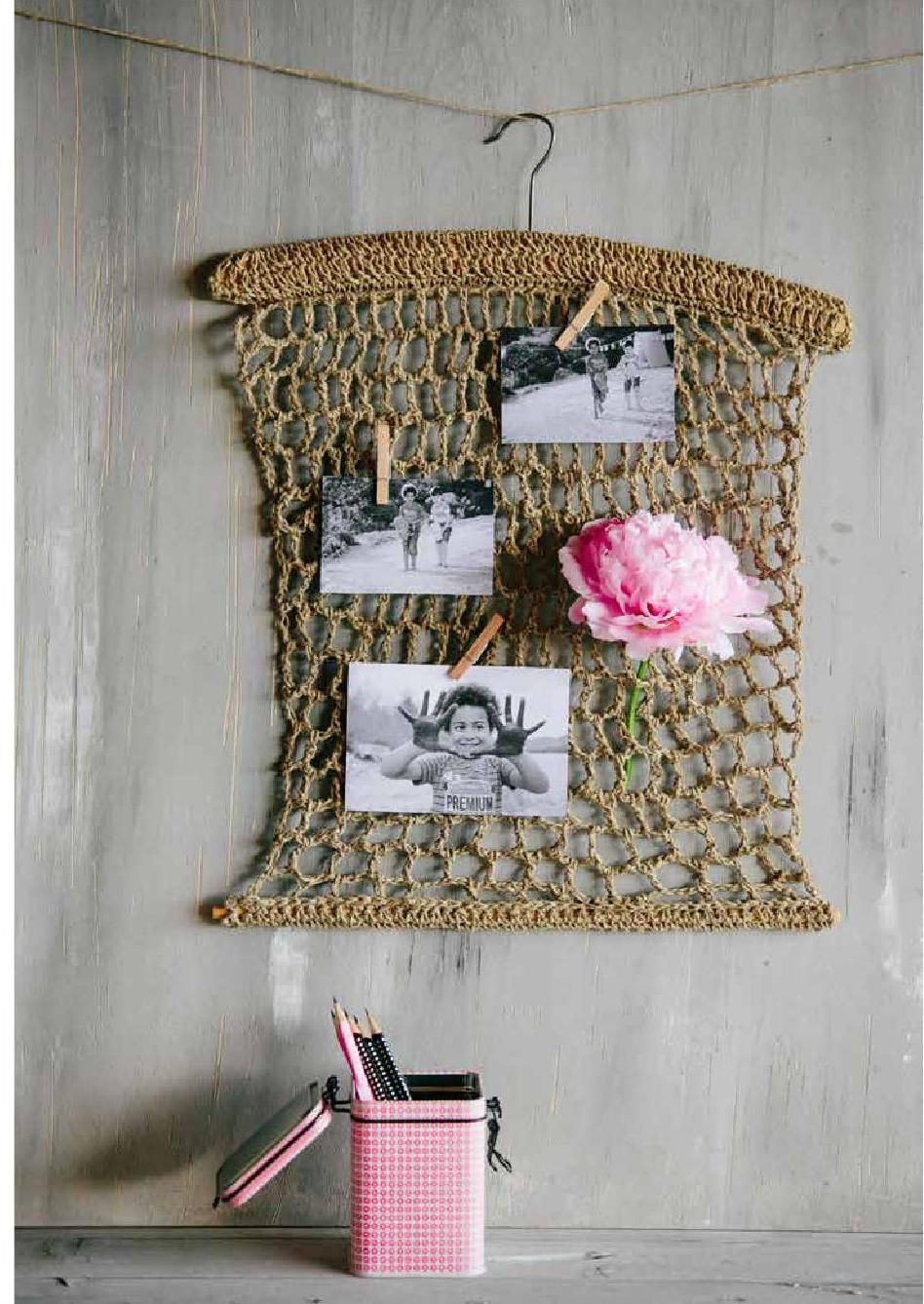 #ClippedOnIssuu from Casaetrend Estate 2014  crochet pictures display
