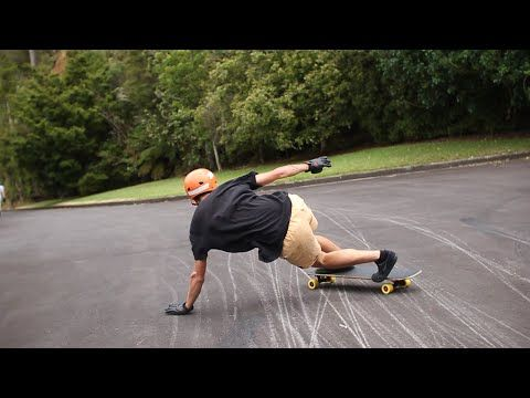 Longboarding  Mt Froth - YouTube Stickers 6fa6c2d738f