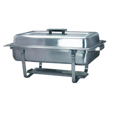 Member S Mark Stainless Steel Royal Chafer 8 Qt Sam S Club Chafing Dishes Keep Food Warm Members Mark