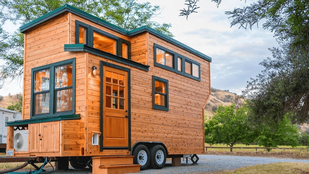 Tiny House Tours California Rumah Kecil In 2018 Pinterest Mini