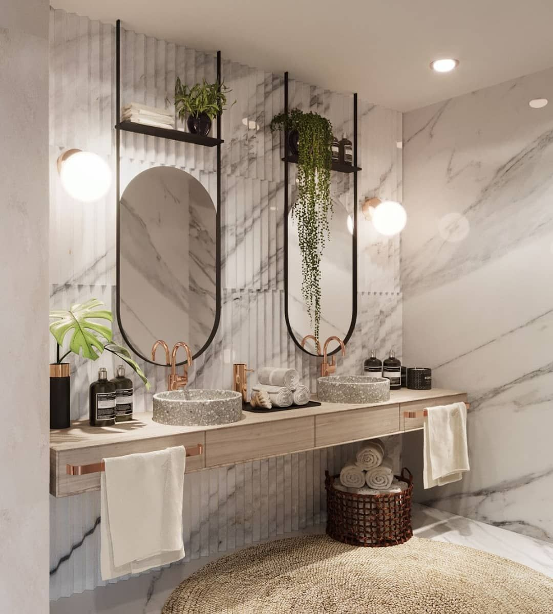 Video The 10 Best Home Decor In The World Marble Interior Home Bathroom Interior