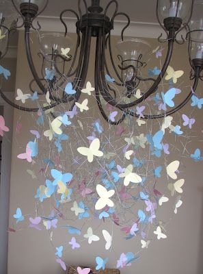 The Simple Craft Diaries: Fun Butterfly Party