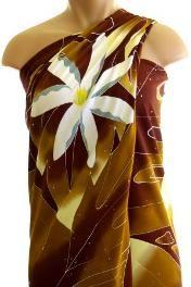womens sarong dresses