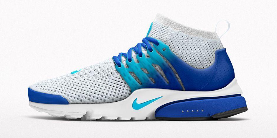The Flyknit Edition Air Presto on Nike iD - EU Kicks: Sneaker Magazine