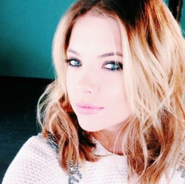 Ashley Benson Hair