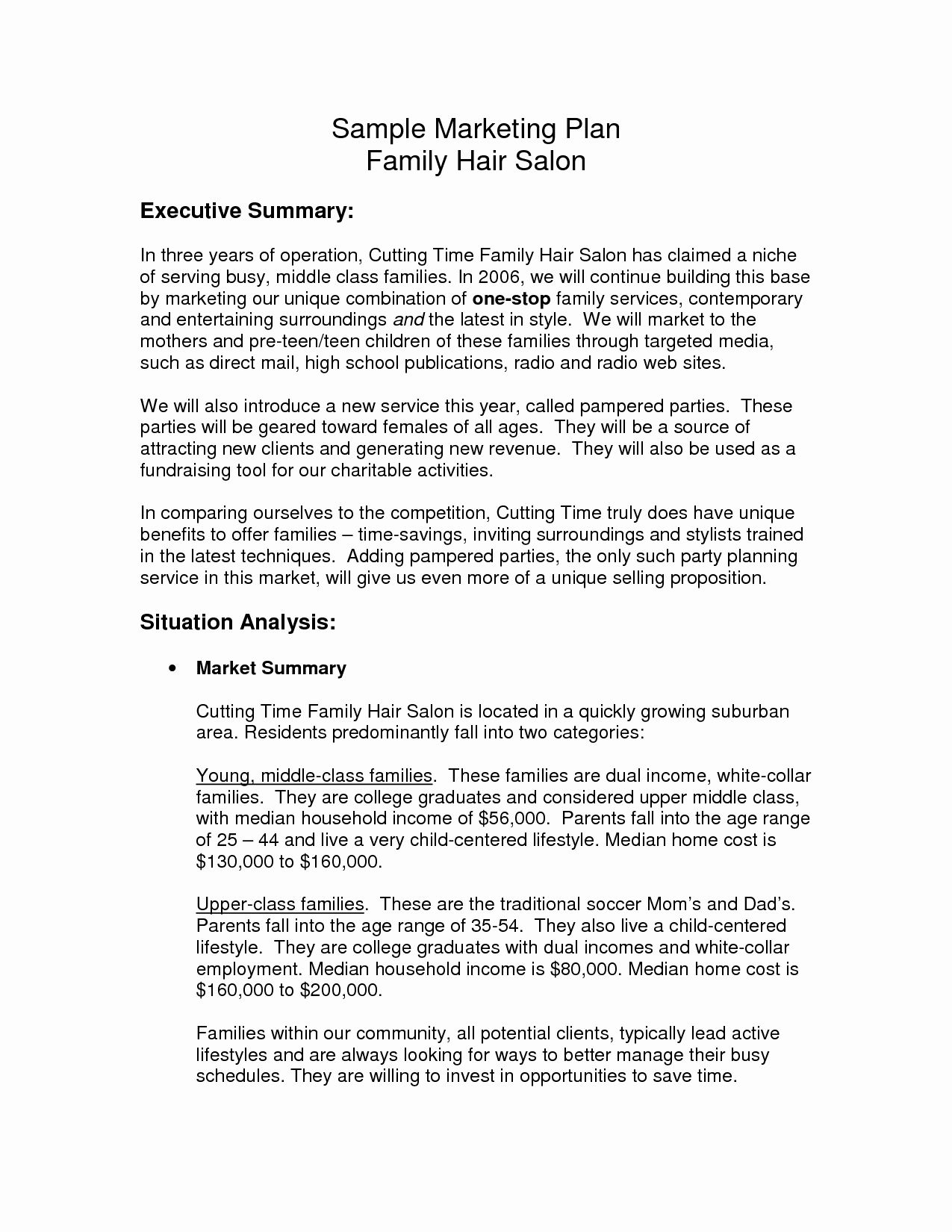 Salon Business Plan Template Free from i.pinimg.com
