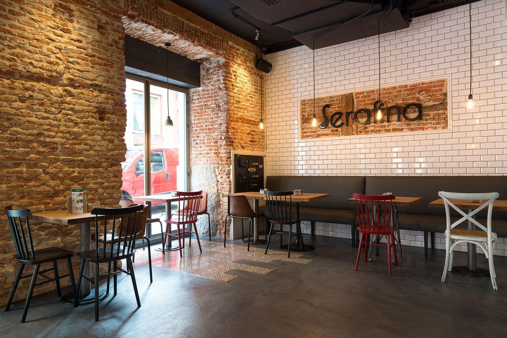 Serafina Cocina Bar | Ciudades: Madrid / Cities: Madrid | Pinterest ...