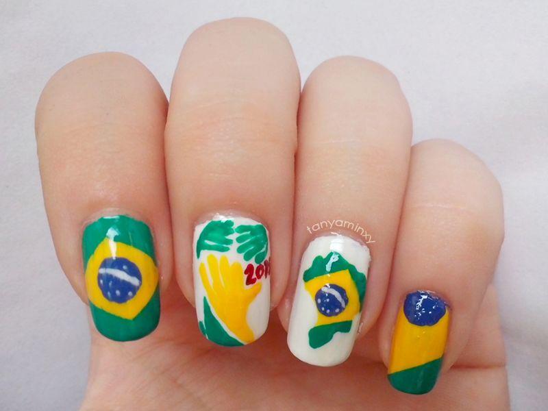 Pin de Uñas Decoradas - Nailart en UÑAS DECORADAS - Nails - Nail Art ...