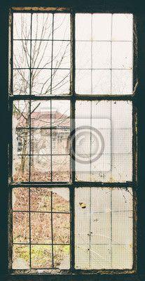 Fenster Loft fototapete fabrik fenster wandfarben interiors