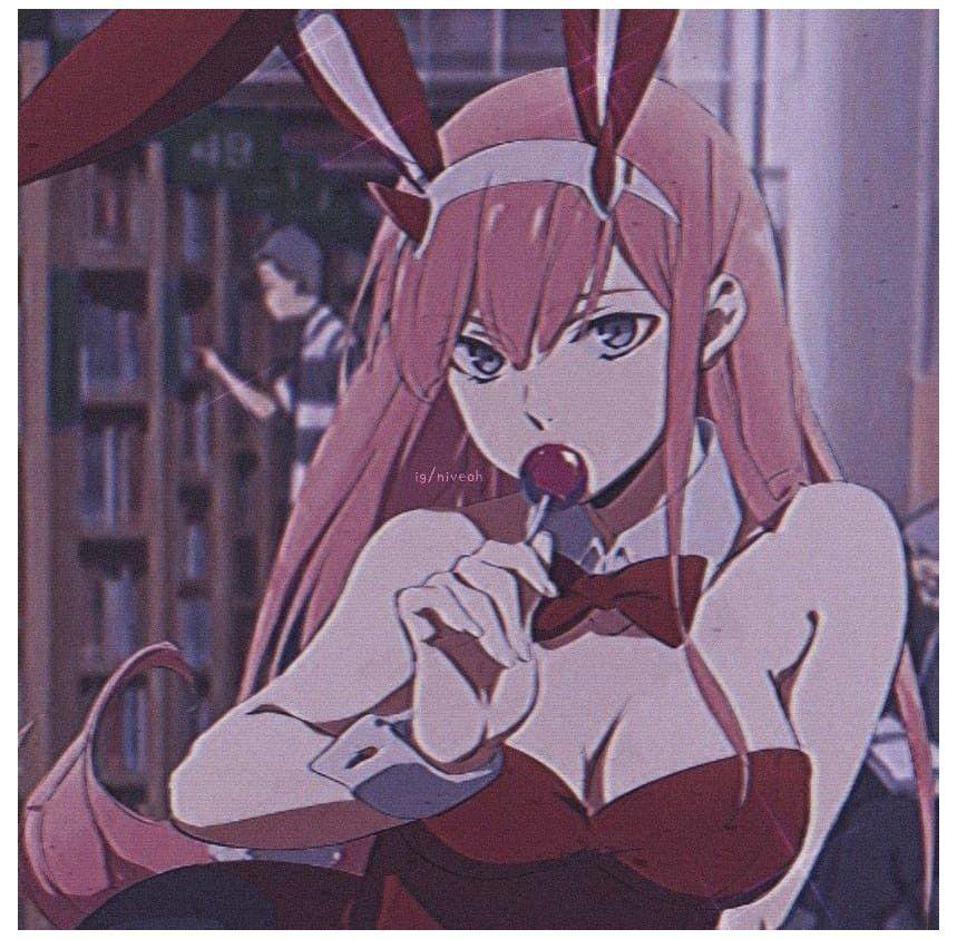 Photo of anime pop aesthetic girl