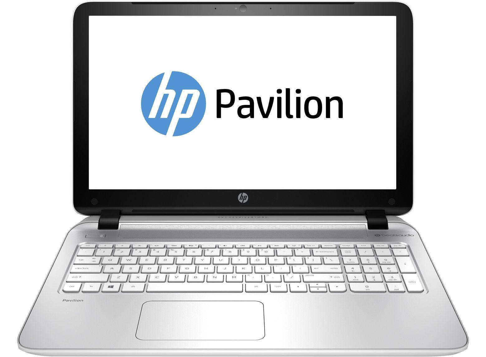 999 HP Pavilion 15p039ax Notebook PC (Snow White) HP