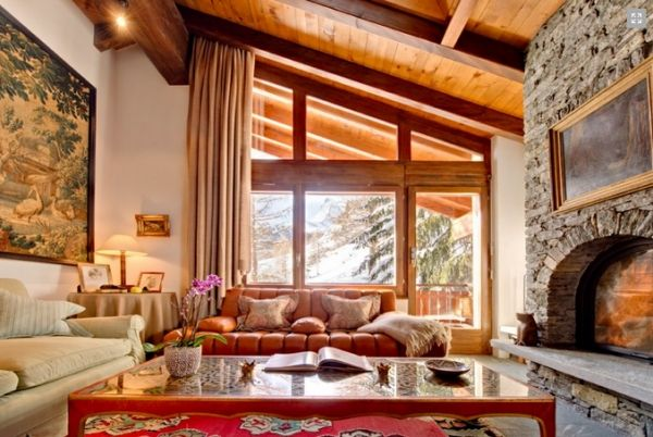 60 Interior Design Ideas Decorations And Chalet Style