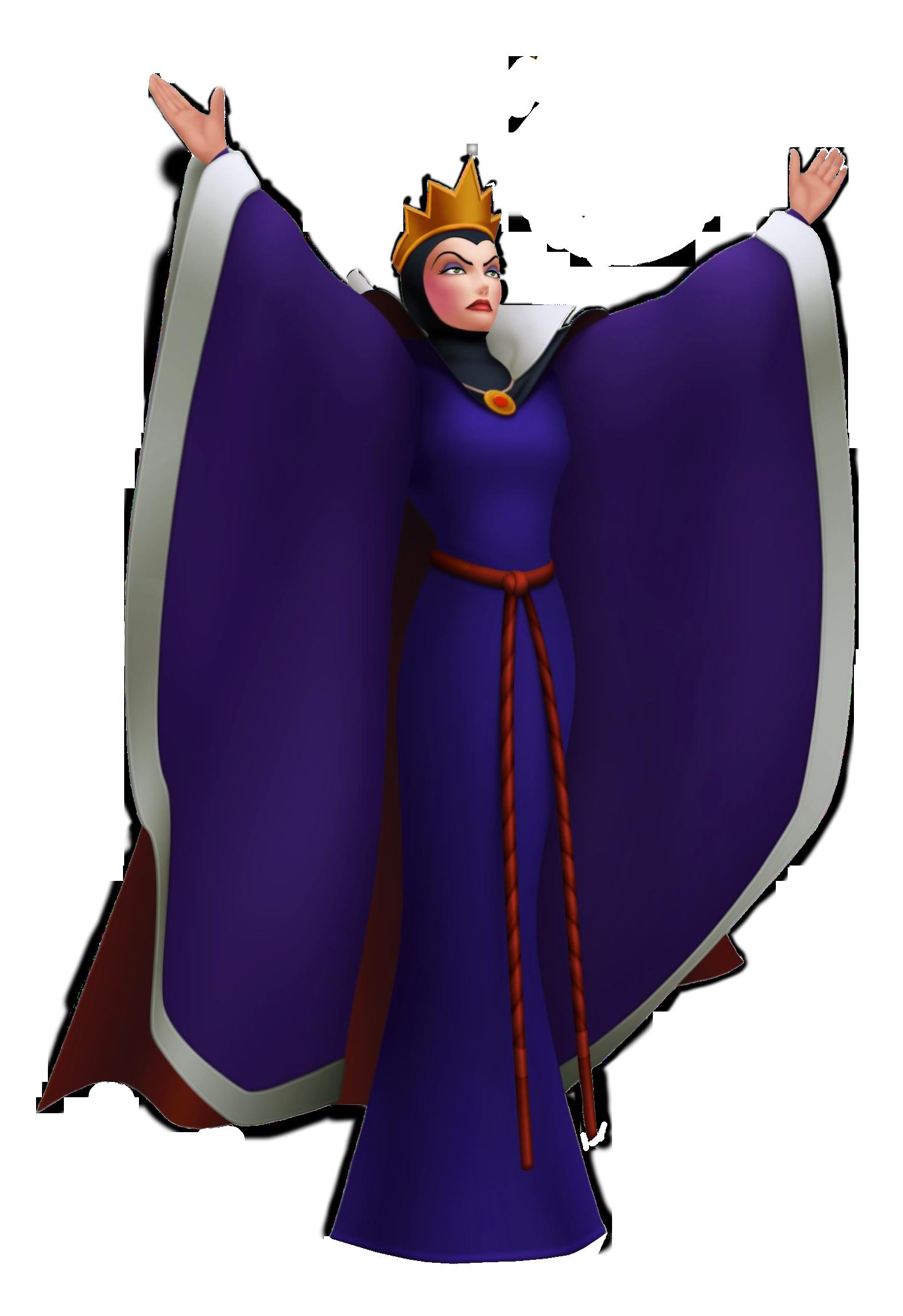 Evil Queen Grimhild Snow White Princess Png Clipart Personnage Disney La Mechante Reine Disney