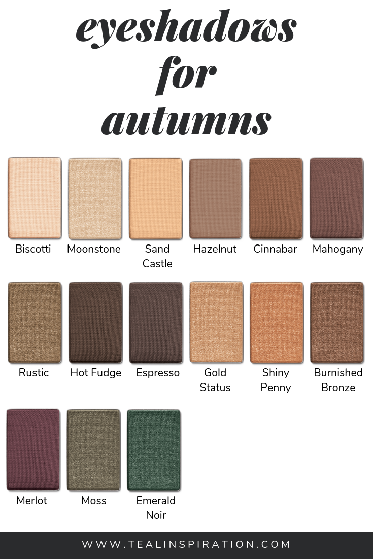 Makeup for Autumns is part of Soft autumn makeup, Deep autumn makeup, Makeup shades, Soft autumn color palette, Deep autumn color palette, Autumn color palette fashion - In my opinion, wearing makeup shades that make the most of your natural coloring is the most important thing a