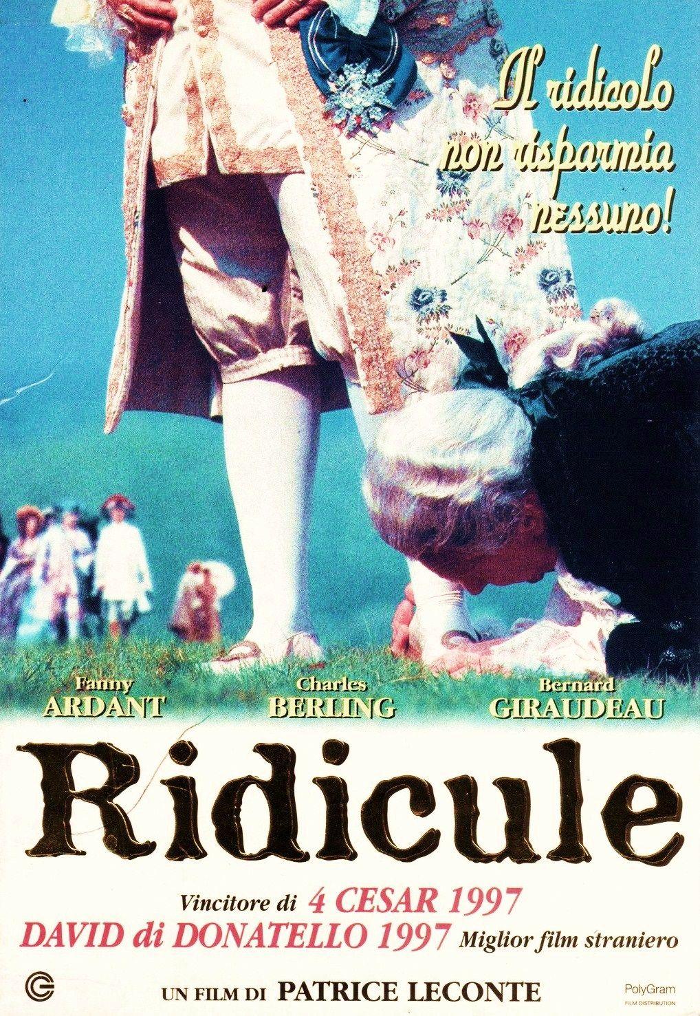 'Ridicule' (1996); regia: Patrice Leconte