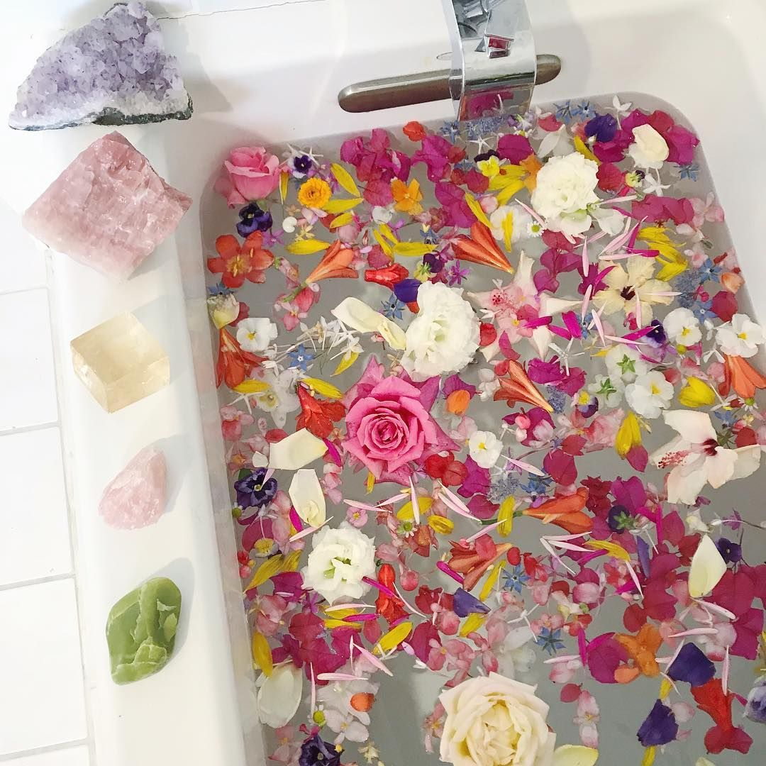 Happy Beltane This Bath Is What I Like To Call Every Flower