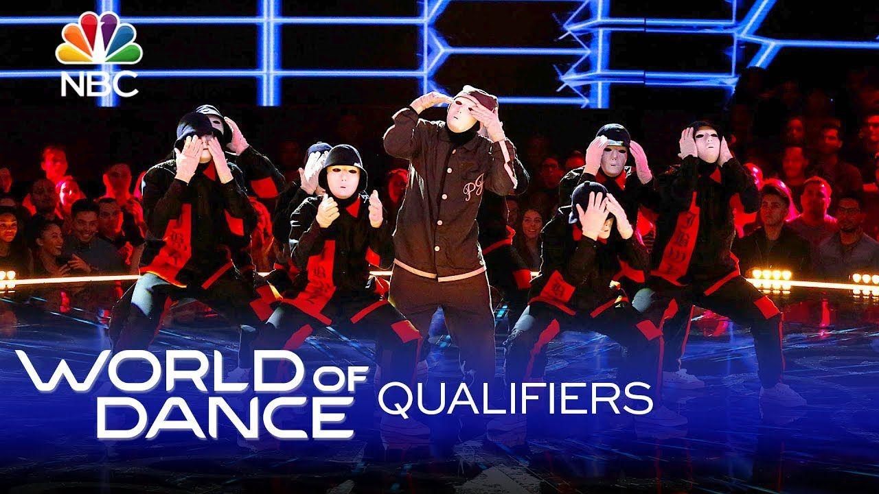 World of Dance 2017 - Jabbawockeez: Qualifiers (Full Performance