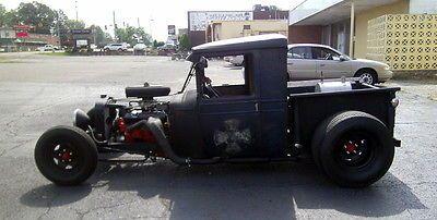 1930 chevy truck rat rod