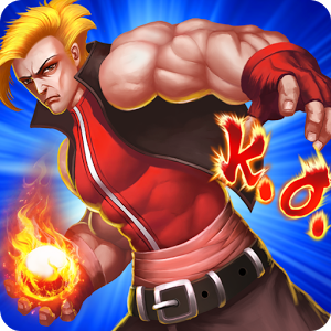 """""""KO Fighters""""is a classic street fighting games. combines"""