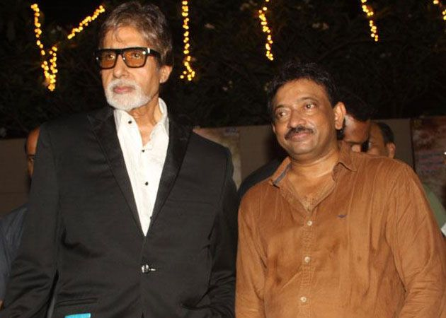 """""""AMITABH IS THE REASON FOR MY ENTRY INTO FILMS"""""""