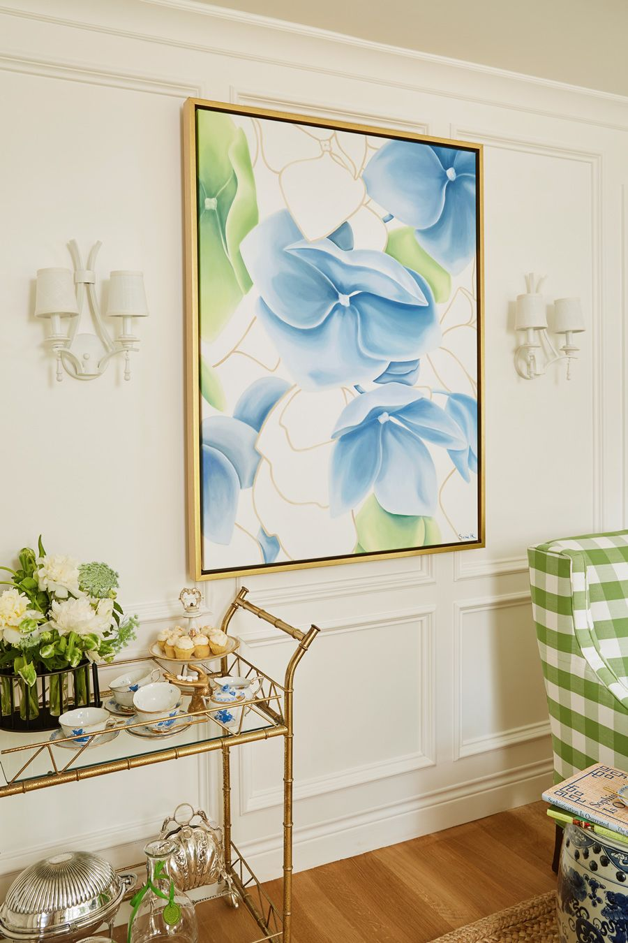 Spring 2017 One Room Challenge Living Room Dining Room Reveal ...
