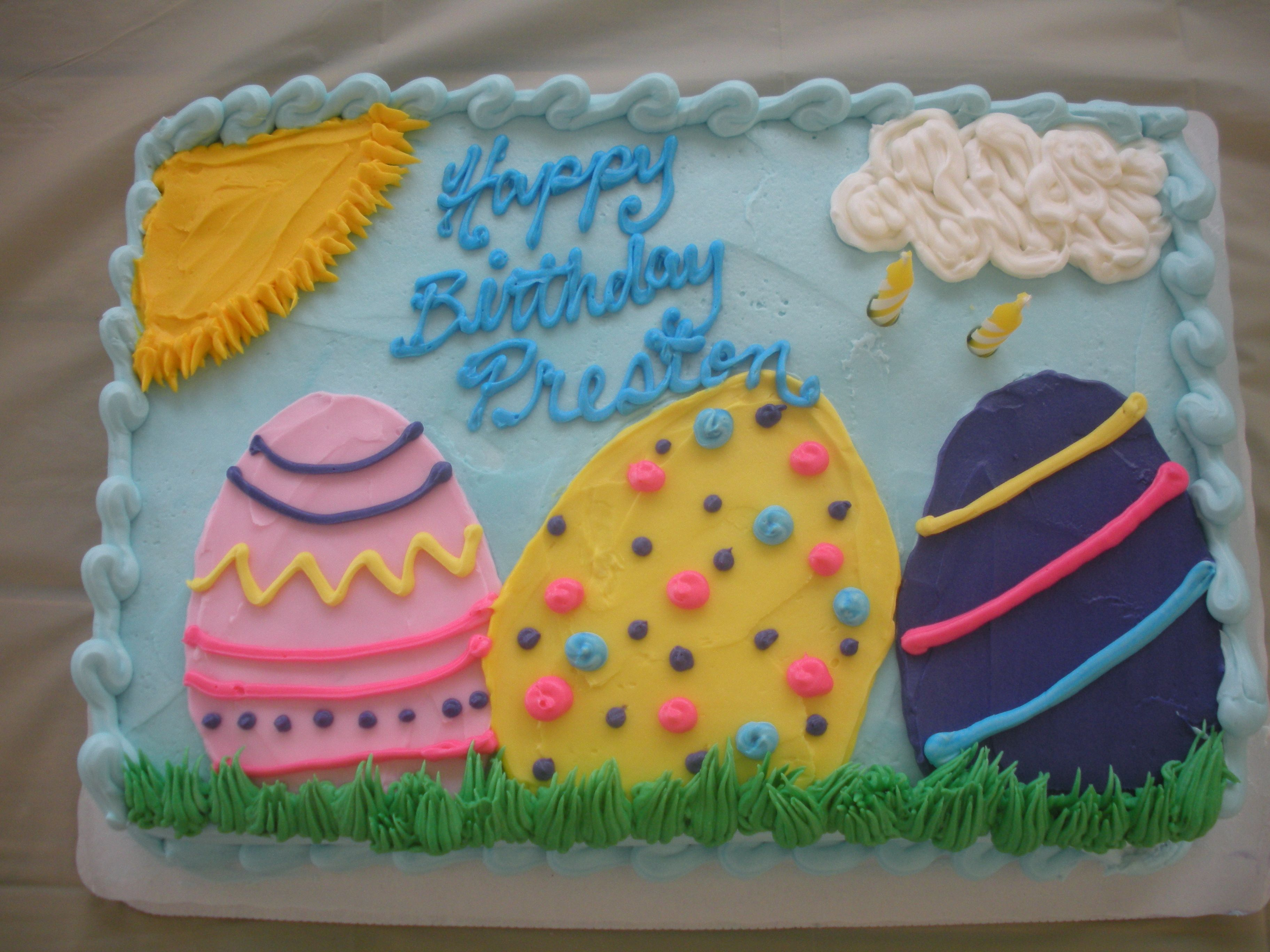 Yummy Cakes Kid Birthdays Parties Cake Decorating Birthday Baking Anniversary Bread Making Kids Easter