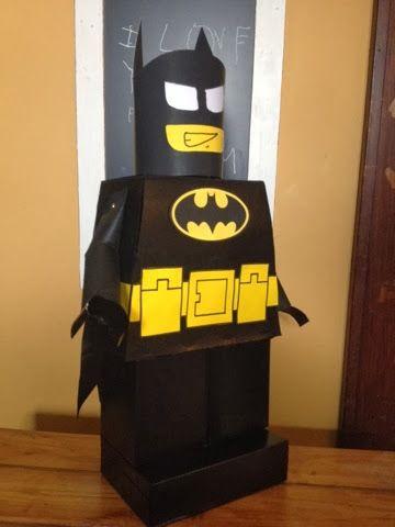 Adventures In Everyday Life: Mareku0027s Batman Lego Valentine Box