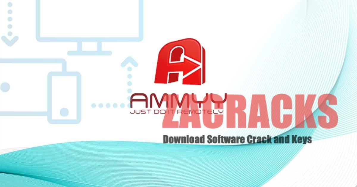 Ammyy Admin 3 8 Crack With Keygen Free Downlaod [Latest