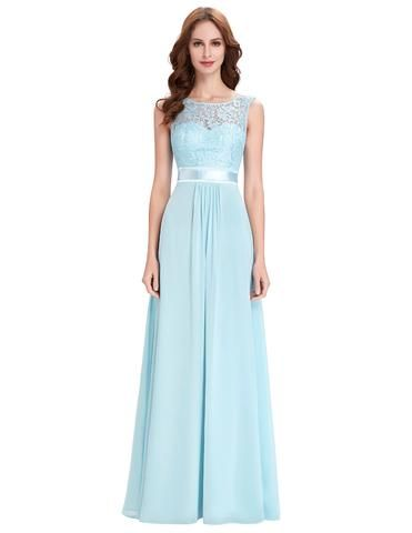 2016 New Brands Ladies Evening Dresses Long Designer Evening Gowns Blu – nantahalas