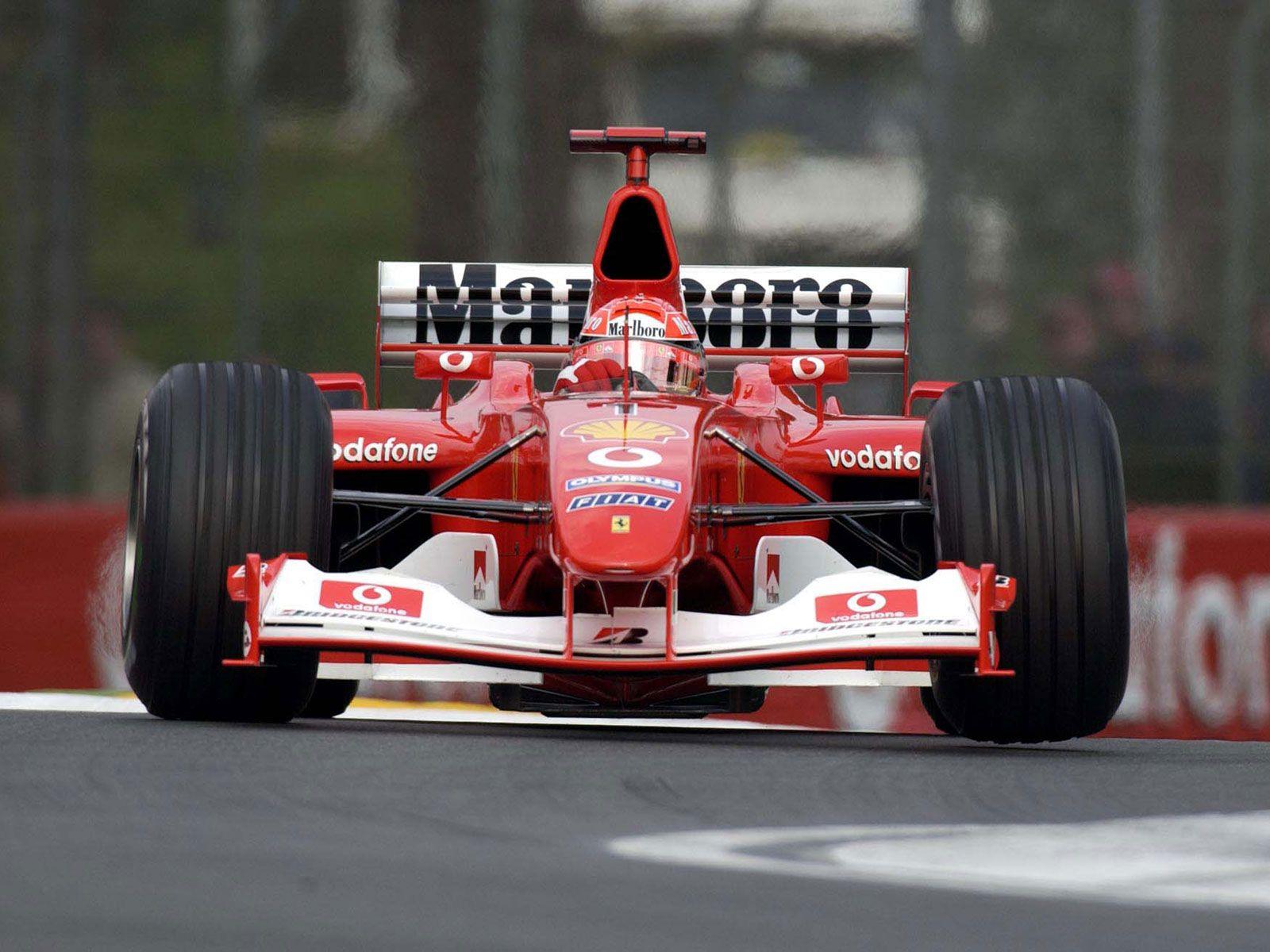 Michael Schumacher Ferrari Fga