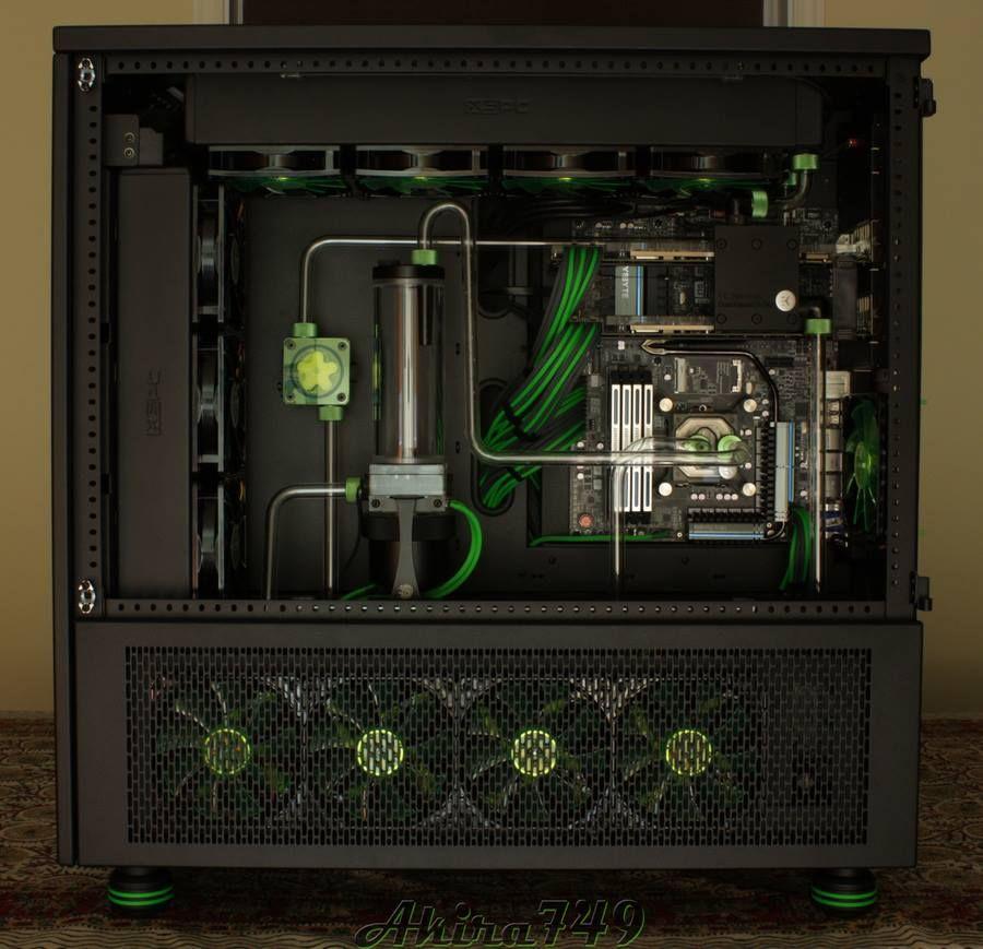 Ergo Proxy Case Labs Smh10 Computer Gehause Selber Bauen