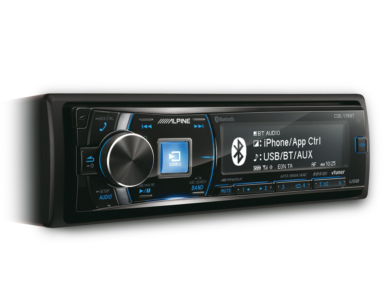 Cd receiver with bluetooth alpine alpine is a leading manufacturer of in car audio equipment mobile multimedia components and in car navigation
