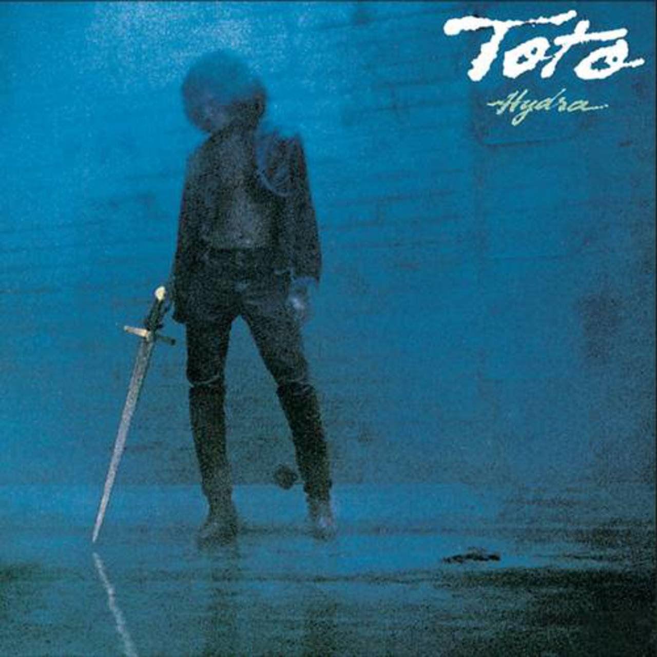 Toto Hydra 1979 Vinyl Records Classic Album Covers Rock Album Covers
