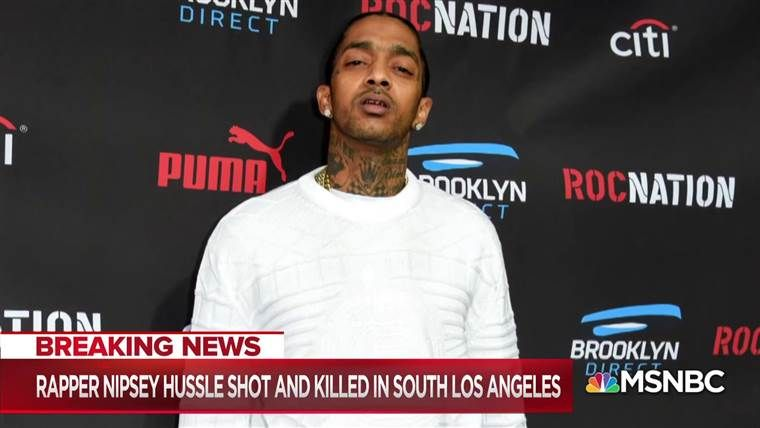 Rapper Nipsey Hussle Killed In Shooting Outside His L A Store Rapper Best Rap Album Rap Albums